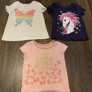 Girl top size 3t